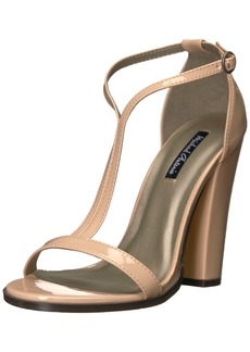 Michael Antonio Women's Jons-pat Dress Sandal   M US
