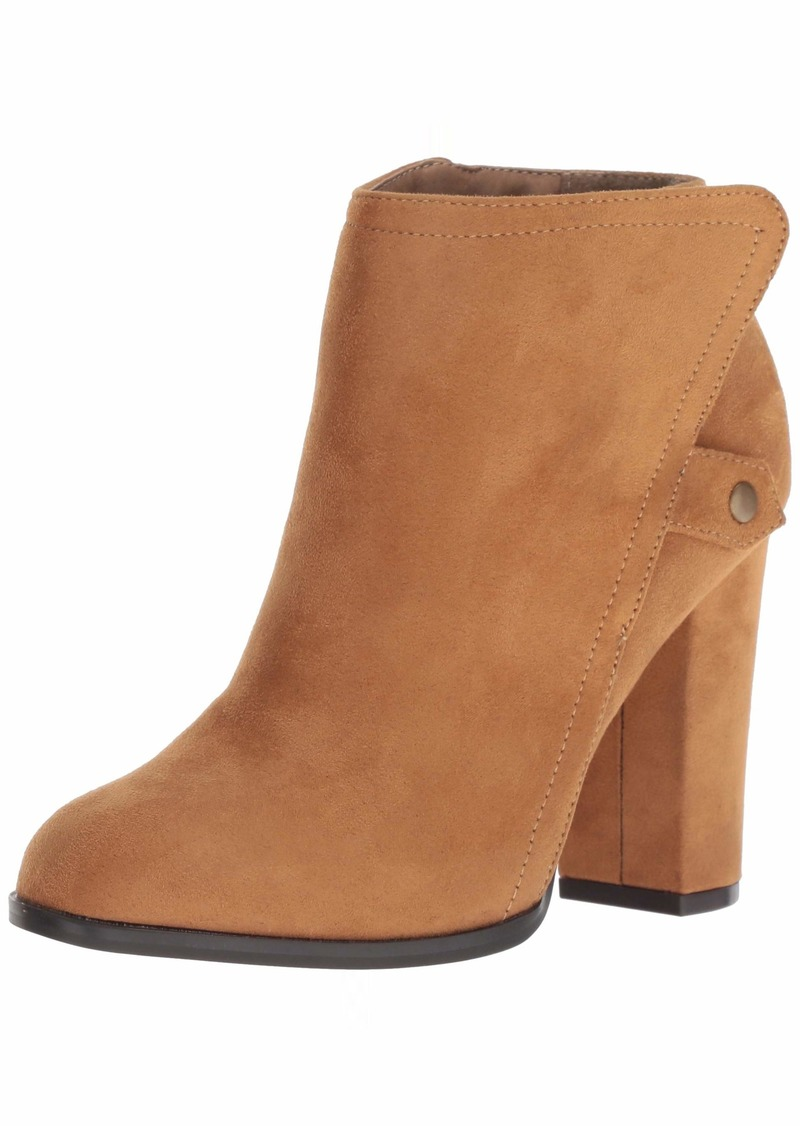 Michael Antonio Women's Juddy Ankle Boot tan  M US
