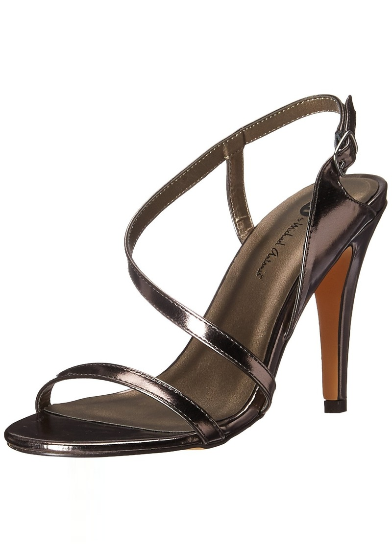 Michael Antonio Women's KENZ-PAT Sandal pewter-022  M US