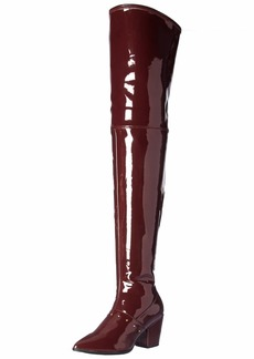 Michael Antonio Women's Laria-pat Knee High Boot