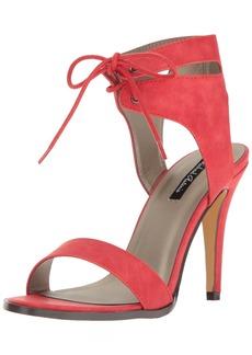 Michael Antonio Women's Lines Dress Sandal   M US