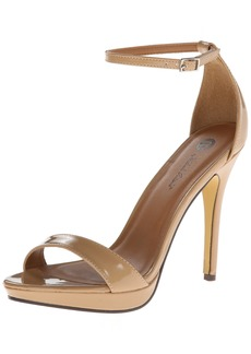 Michael Antonio Women's Lovina-PTN Dress Sandal