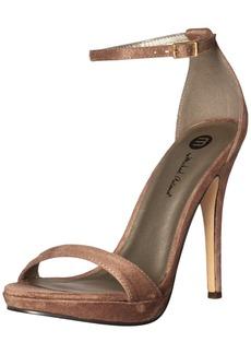 Michael Antonio Women's Lovina-Sue Platform Sandal  9 M US