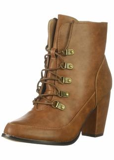 Michael Antonio Women's Maccoy Ankle Boot tan