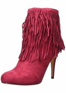 Michael Antonio Women's Melvins-Sue Ankle Boot red  M US