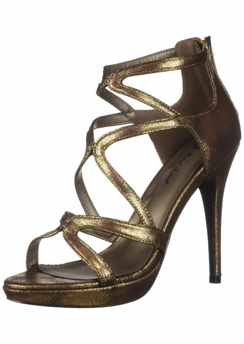 Michael Antonio Women's Natalia-met2 Heeled Sandal   M US
