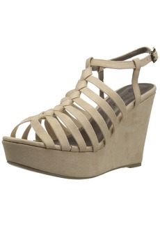 Michael Antonio Women's Racer Wedge Sandal