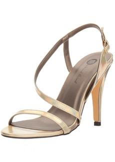 Michael Antonio Women's Raspy-Met Sandal  9 M US