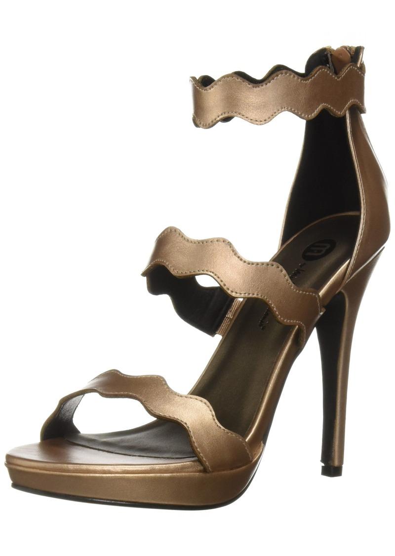 Michael Antonio Women's Rosella Heeled Sandal   M US