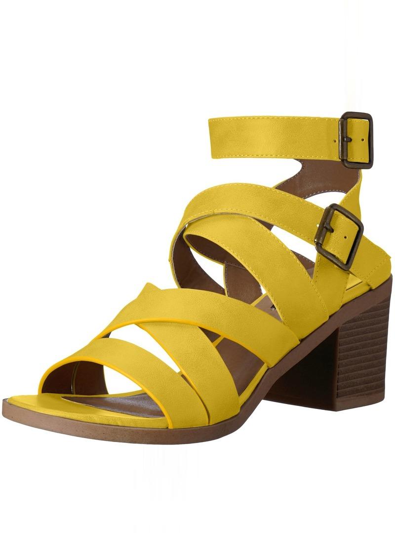 Michael Antonio Women's Samira Heeled Sandal   M US