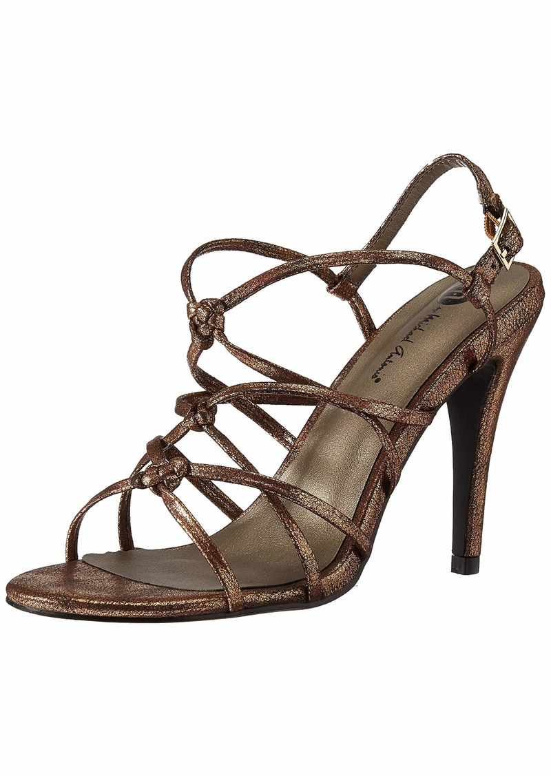 Michael Antonio Women's Sienna Heeled Sandal   M US