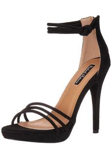 Michael Antonio Women's Trixie Wedge Sandal   M US