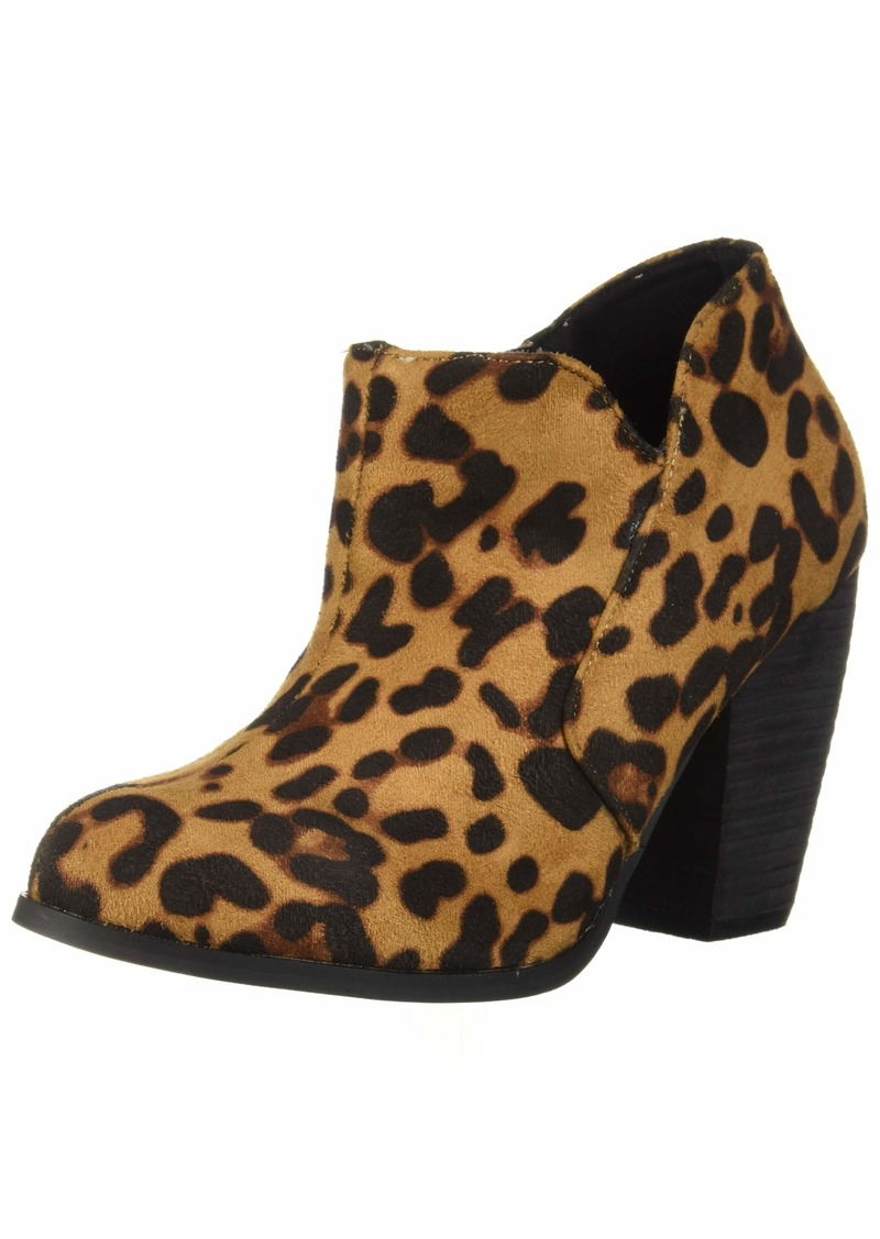 Michael Antonio Women's Victie-Leo Ankle Boot   M US