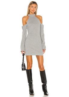 Michael Costello x REVOLVE Cold Shoulder Mini Dress