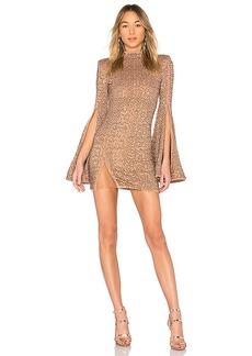 Michael Costello x REVOLVE Mr. Gibson Mini Dress