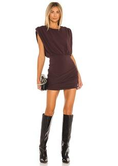 Michael Costello x REVOLVE Strong Shoulder Mini Dress