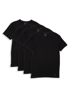 Michael Kors 4-Pack Cotton Tees