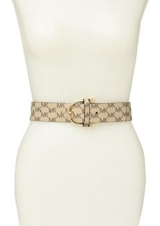 MICHAEL Michael Kors 42mm Harness Buckle Belt