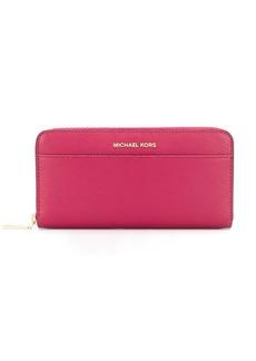 Michael Kors all-around zip wallet