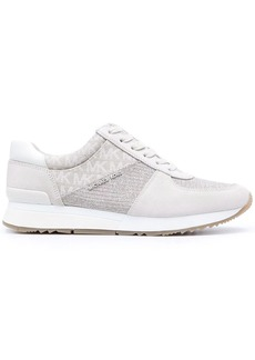 Michael Kors Allie lace-up trainers