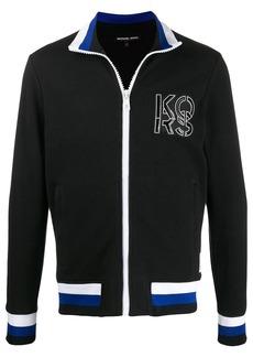 Michael Kors applique logo sweater