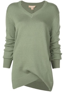 Michael Kors asymmetric sweater