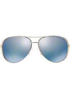 Michael Kors aviator-frame sunglasses