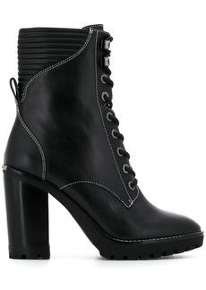 Michael Kors Bastian lace-up boots