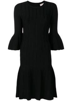 MICHAEL Michael Kors bell sleeves dress