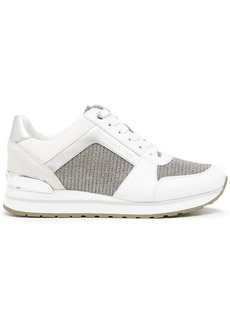 Michael Kors Billie low-top leather sneakers