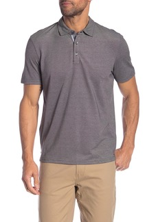 Michael Kors Birdseye Pattern Polo Shirt