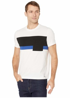 Michael Kors Bold Chest Stripe Tee