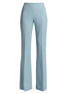 Michael Kors Brooke Double Crepe Flare Pants