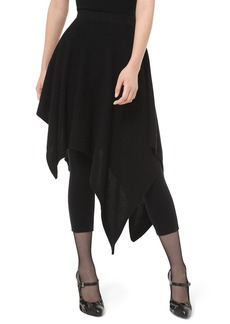 Michael Kors Cashmere Asymmetric Skirt