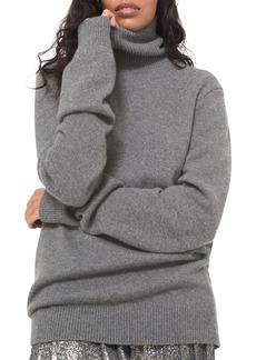 Michael Kors Cashmere Knit Turtleneck Sweater