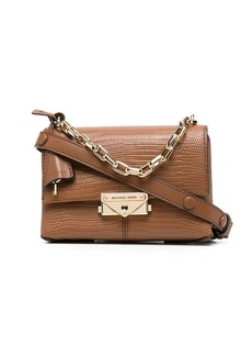 Michael Kors chain-strap mini leather bag