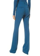 Michael Kors Charlie High-Waisted Flare Pants