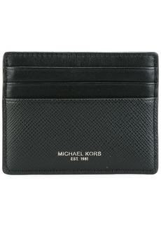 Michael Kors classic flat cardholder
