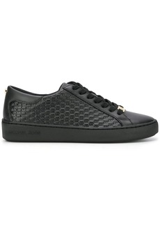 Michael Kors Colby woven style sneakers