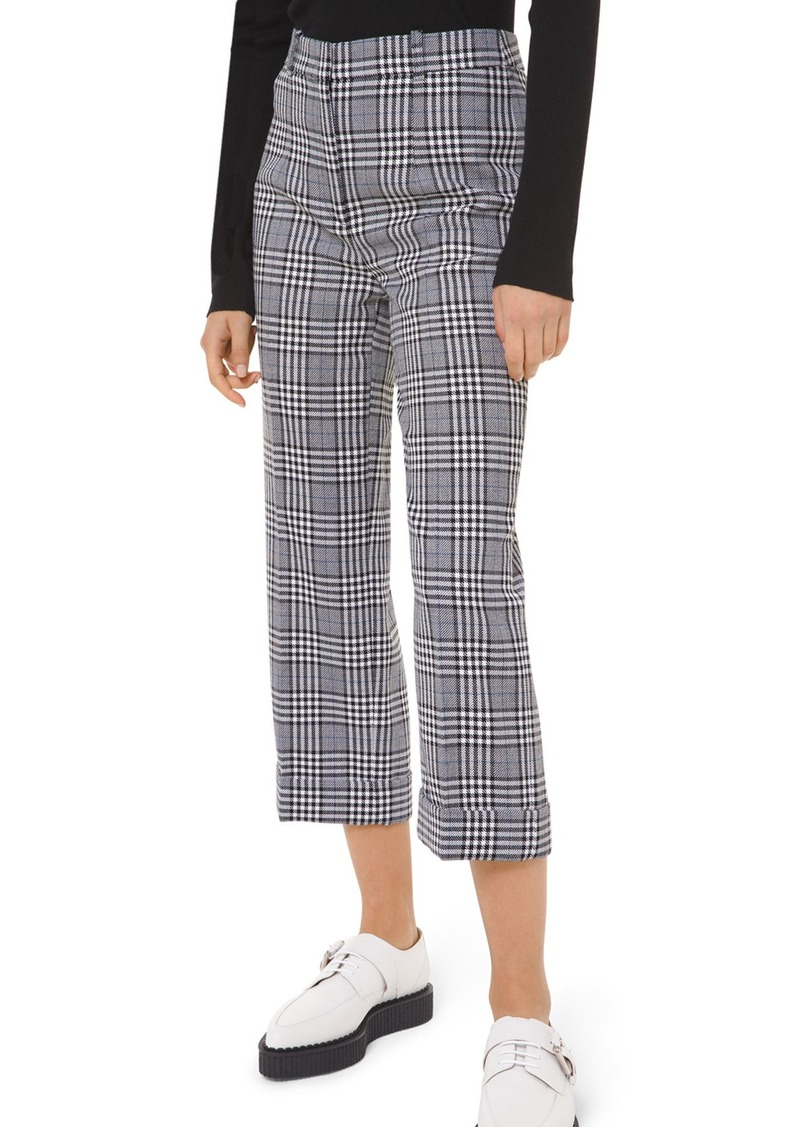 Michael Kors Cropped Cuff Pants