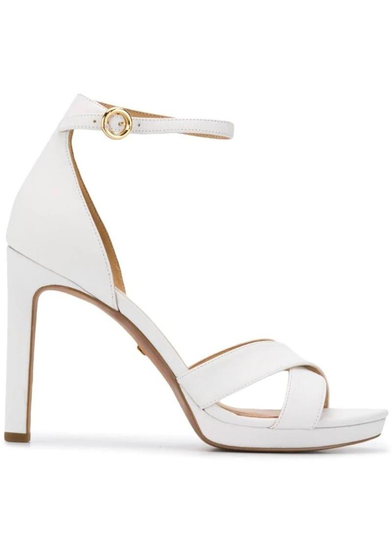 Michael Kors cross front sandals