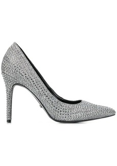 Michael Kors crystal embellished pumps