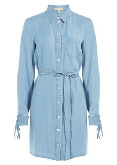 Michael Kors Denim Shirtdress
