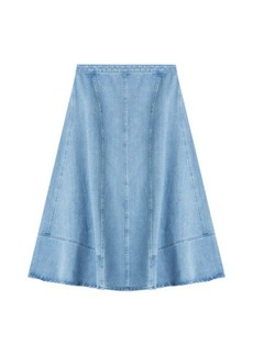Michael Kors Denim Skirt