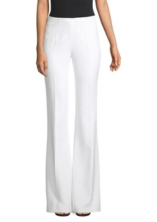 Michael Kors Double Crepe Flare Pants