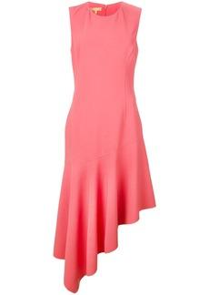 Michael Kors draped party dress