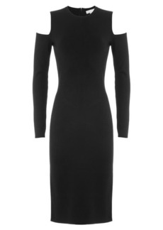 Michael Kors Dress with Cut-Out Shoulders