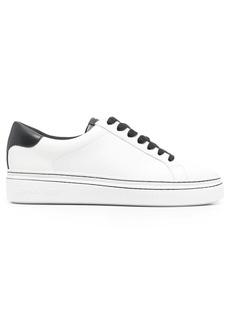 Michael Kors embossed-logo sneakers