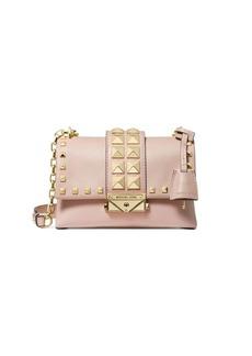 MICHAEL Michael Kors Extra-Small Cece Stud Buckle Leather Crossbody Bag