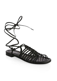 Michael Kors Fagan Braided Sandals
